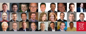 Top 25 News Makers Feature Graphic