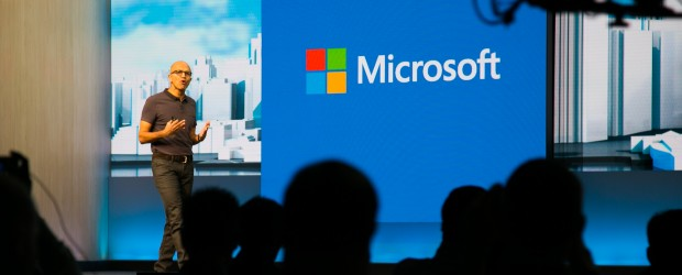 Satya Nadella Microsoft Build 2016