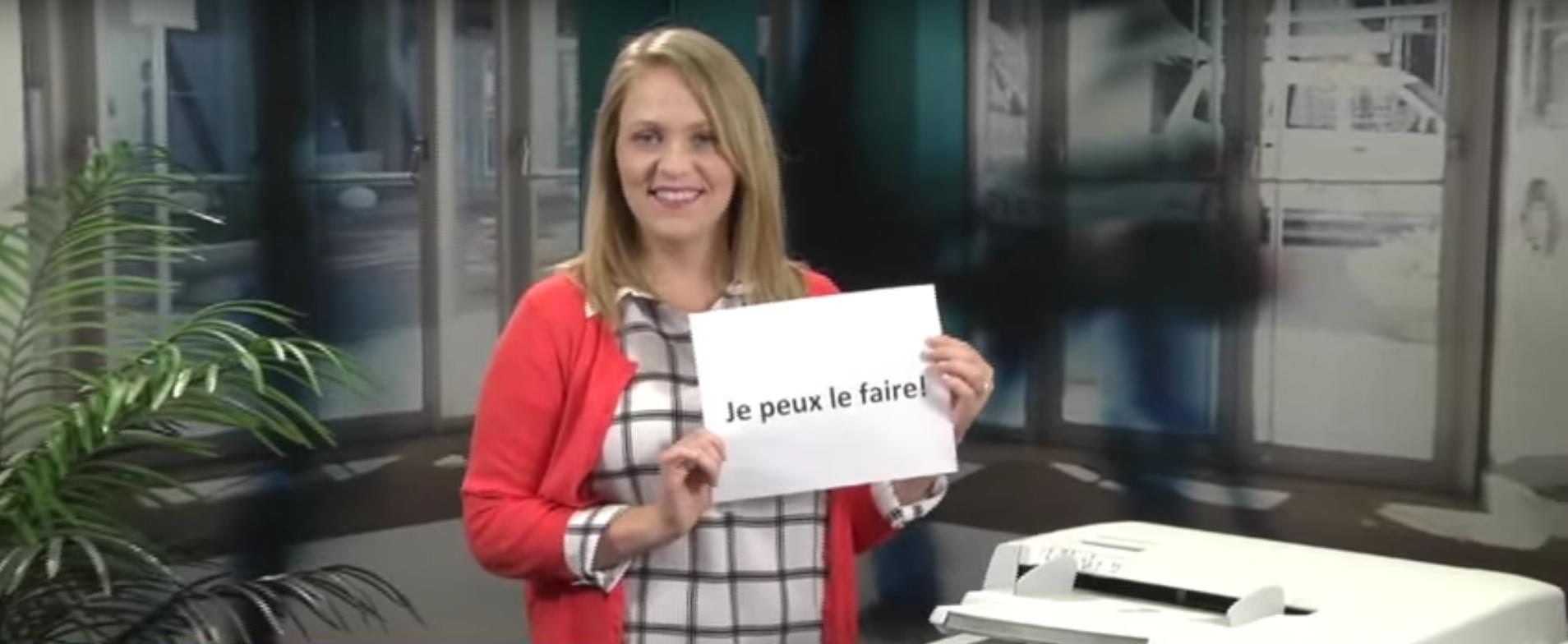 Xerox's new printers include language translation service