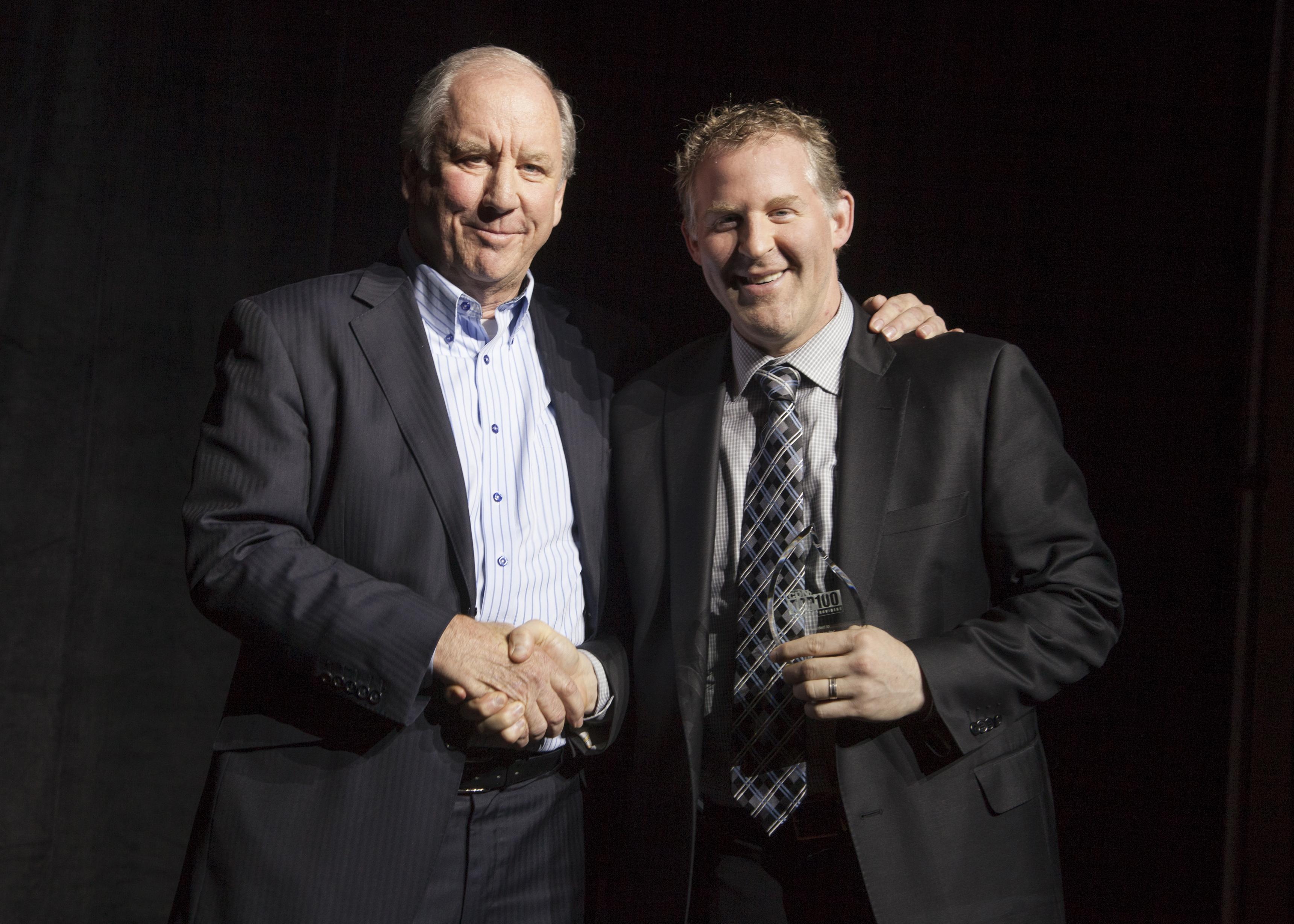Tech Data Canada Rick Reid, President @TechData_Canada #3 SP of the Year Compugen Inc. Jeremy Erlick, VP Sales Central Region