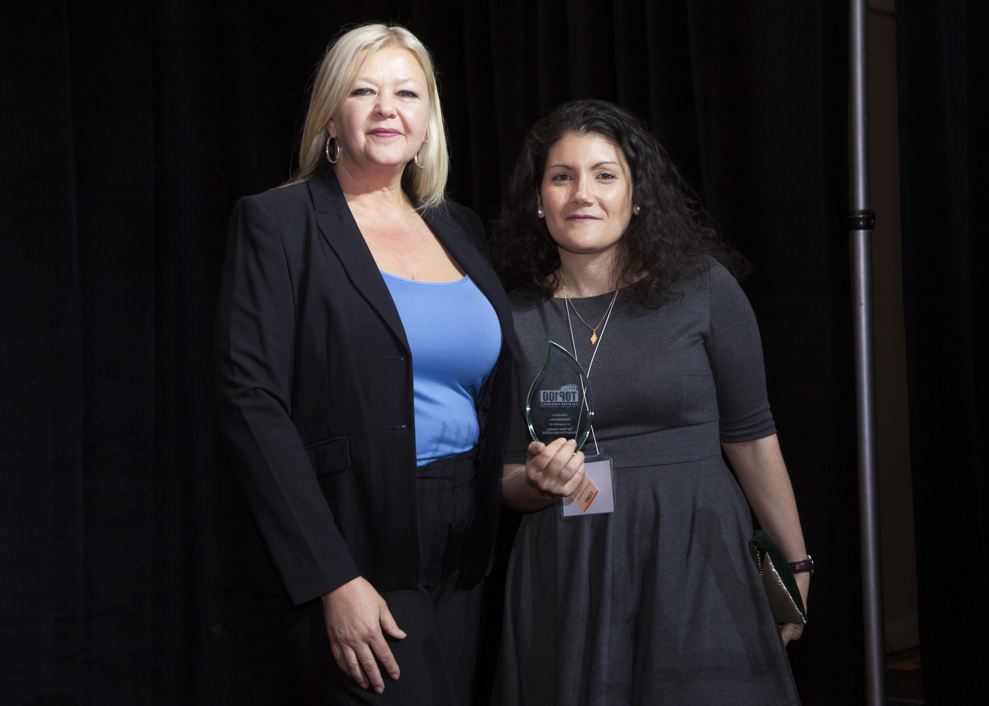 HP Inc. Mary Ann Yule, Managing Director @HPCanada Retail Industry Orckestra Inc. Emilie Tisseau, Partners and Alliances Marketing Manager