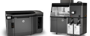 HP Jet Fusion 3D Printing