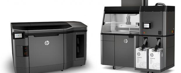 HP Jet Fusion 3D Printing