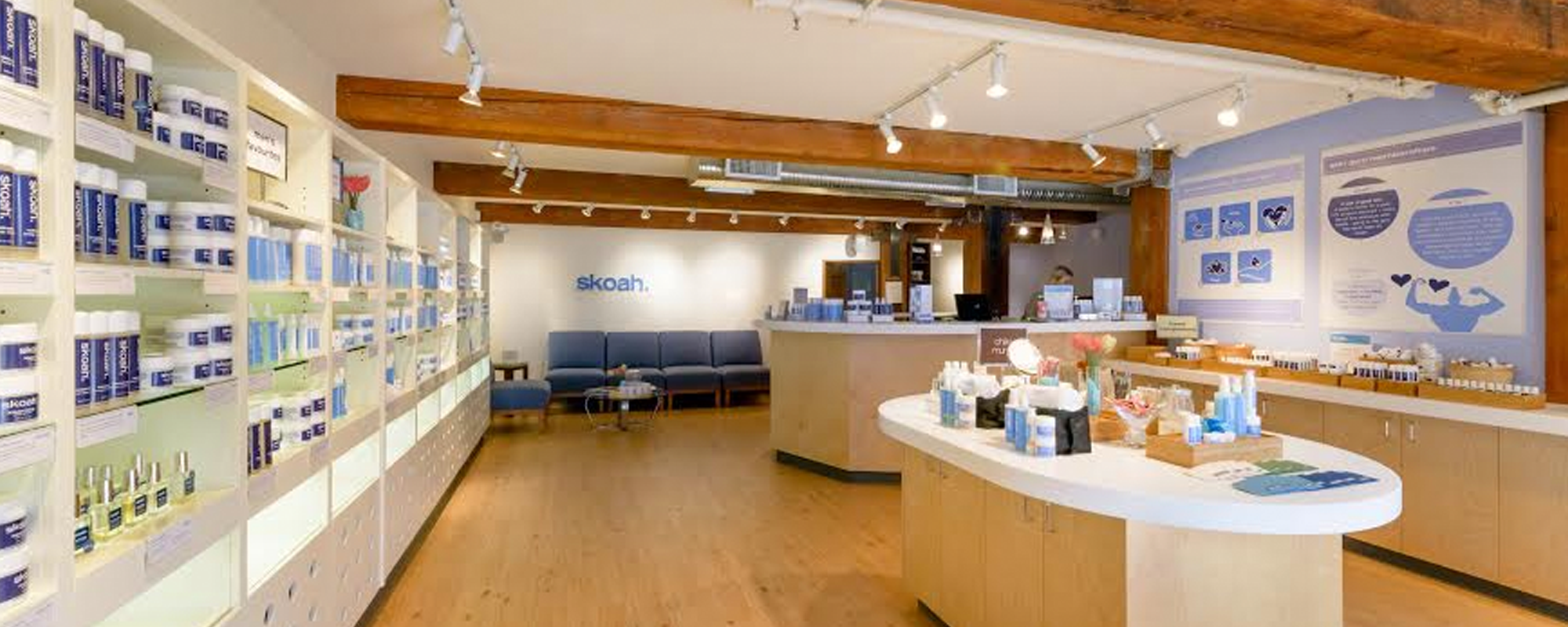 Skoah's spa location in Seattle