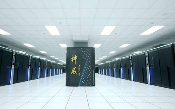 Sunway TaihuLight اسرع حاسوب في العالم