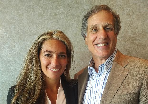 Dell Channel Chiefs Tara Fine and Frank Vitagliano
