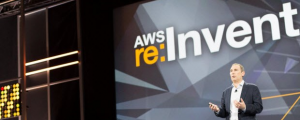 AWS CEO Andy Jassy at 2016 Re:Invent Conference in Las Vegas