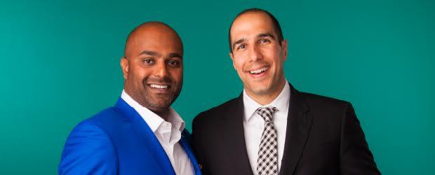 Jolera leadership: Alex Shan CEO and Joseph Khunaysir President & CTO