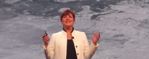 Cisco worldwide channel chief Wendy Bahr at the 2016 Cisco Partner Summit