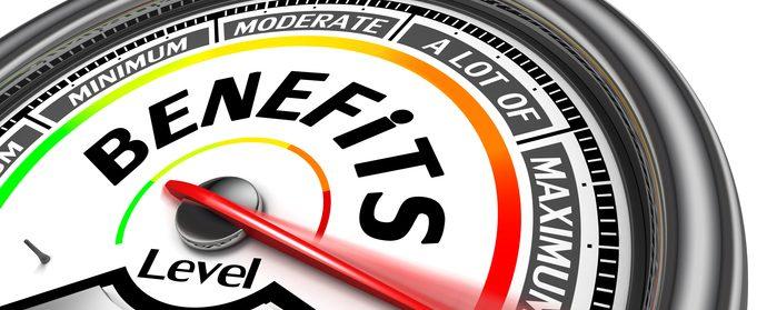 benefits conceptual meter