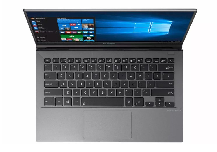 Asus unveils ultra-light business notebook at CES | IT Business