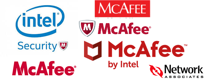 McAfee's brand switch is nothing new | Channel Daily News Blog