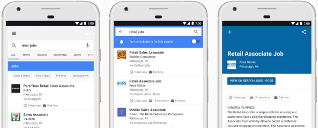 Google gets in on the job-search game | Channel Daily News