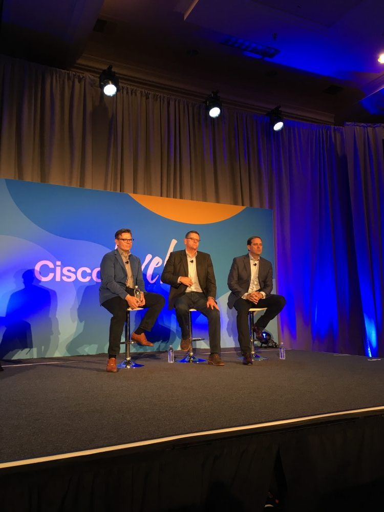 Cisco preparing for a world defined by connectivity
