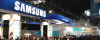 Samsung booth MWC