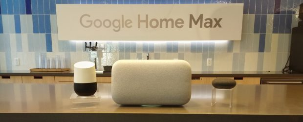 Google Home Max feature