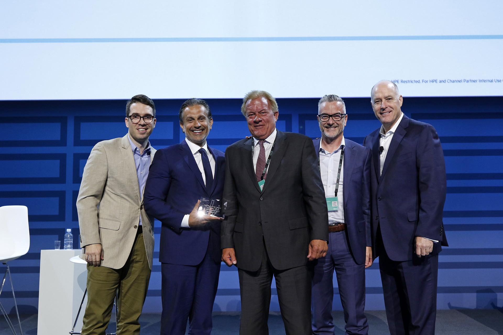 Hewlett Packard Enterprise Discover 2018, Las Vegas, USA