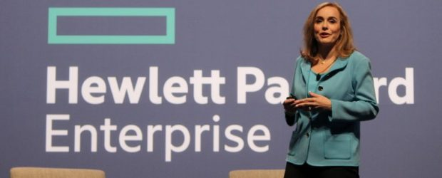 HPE Discover - GreenLake launch