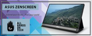 AHOT - Asus ZenScreen - Thumbnail - For web