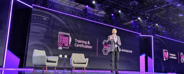 AWS Reinvent - partner certification