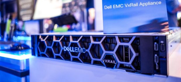 Dell EMC makes flurry of announcements around VxRail