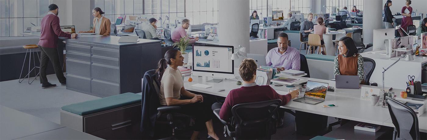 Compugen Apple at Work banner