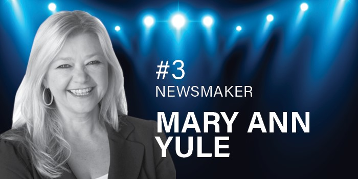 Top newsmaker #3: Mary Ann Yule, president and CEO of HP