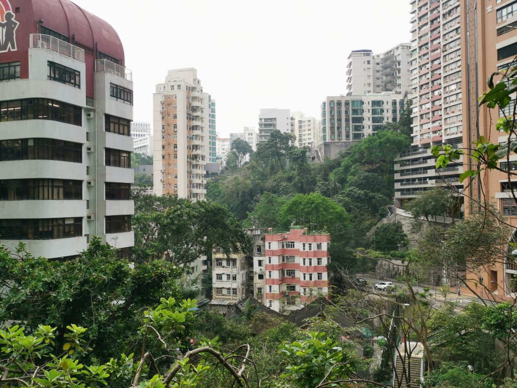 Hong Kong - smart city