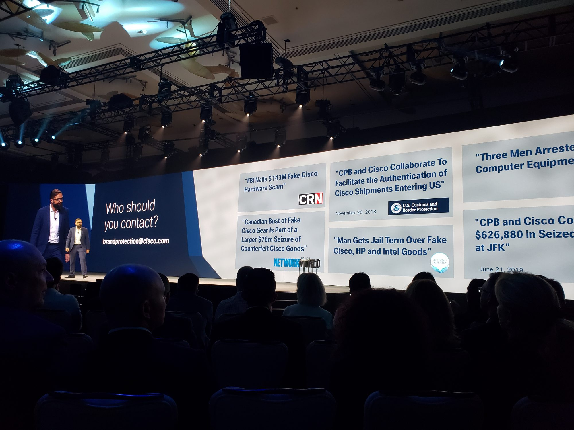 Cisco Partner Summit 2019 at a glance | Channel Daily News