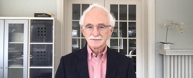 Esri Canada's founder and president Alex Miller