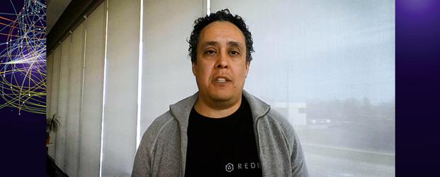 RedBit president and founder Mark Arteaga.