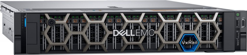 photo of dell vxrail p-series